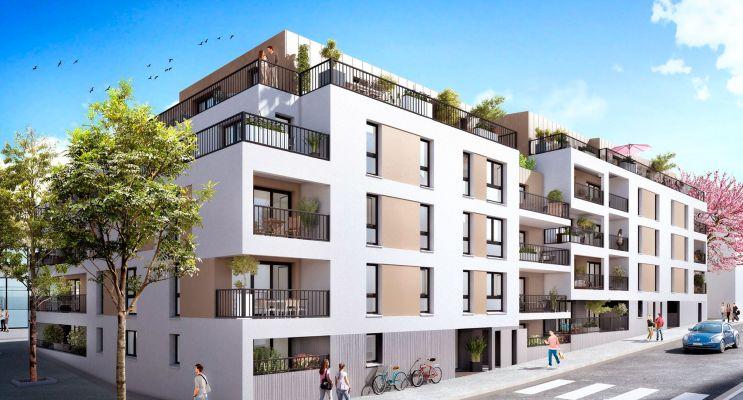Résidence « Passage Saint-Félix » programme immobilier neuf en Loi Pinel à Nantes n°1