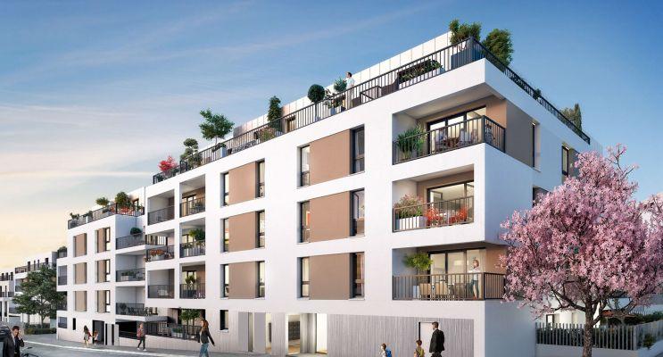 Résidence « Passage Saint-Félix » programme immobilier neuf en Loi Pinel à Nantes n°2