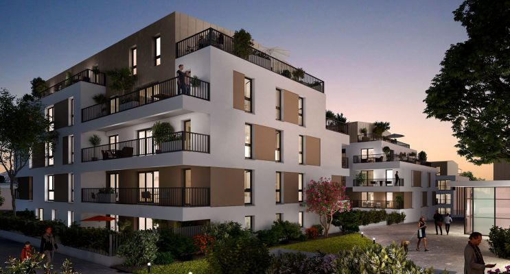 Résidence « Passage Saint-Félix » programme immobilier neuf en Loi Pinel à Nantes n°3