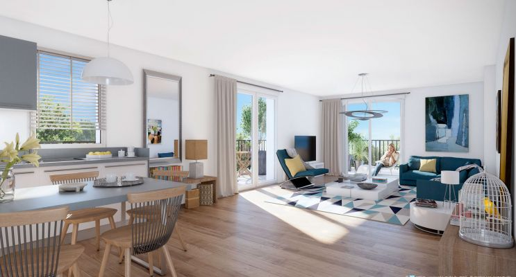 Résidence « Passage Saint-Félix » programme immobilier neuf en Loi Pinel à Nantes n°4