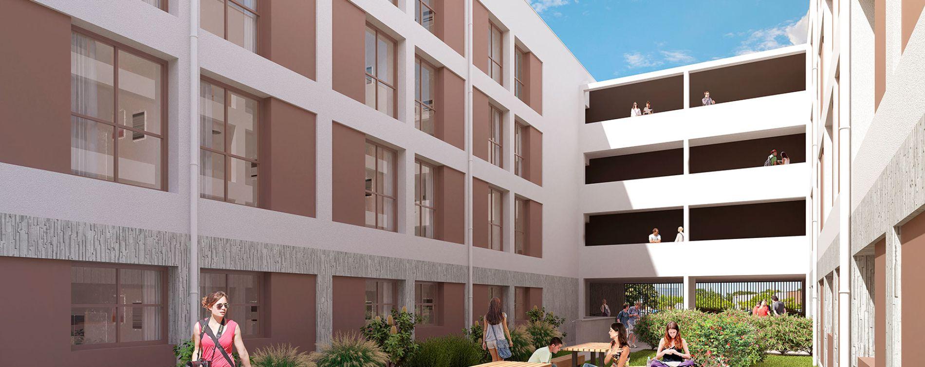 Nantes : programme immobilier neuve « Pixel »