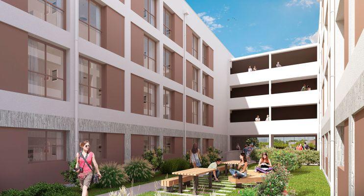 Photo du Résidence « Pixel » programme immobilier neuf à Nantes