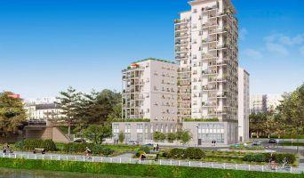 Nantes programme immobilier neuve « Rive de Loire »  (2)