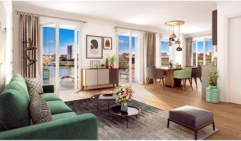 Nantes programme immobilier neuve « Rive de Loire »  (3)