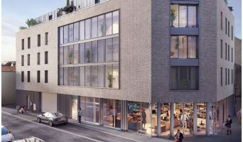 Nantes : programme immobilier neuf « Si'Zen » en Loi Pinel