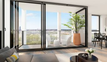 Résidence « Skyhome » programme immobilier neuf en Loi Pinel à Nantes n°3