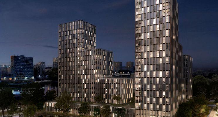 Résidence « Skyhome » programme immobilier neuf en Loi Pinel à Nantes n°2