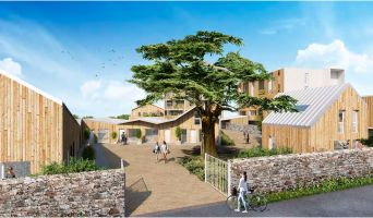 Photo du Résidence « So Link » programme immobilier neuf en Loi Pinel à Nantes