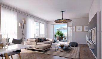 Nantes programme immobilier neuve « Triptiq »  (5)