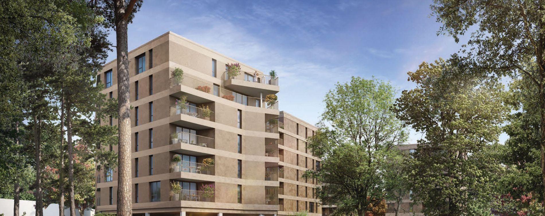 Nantes : programme immobilier neuve « Programme immobilier n°217934 » en Loi Pinel