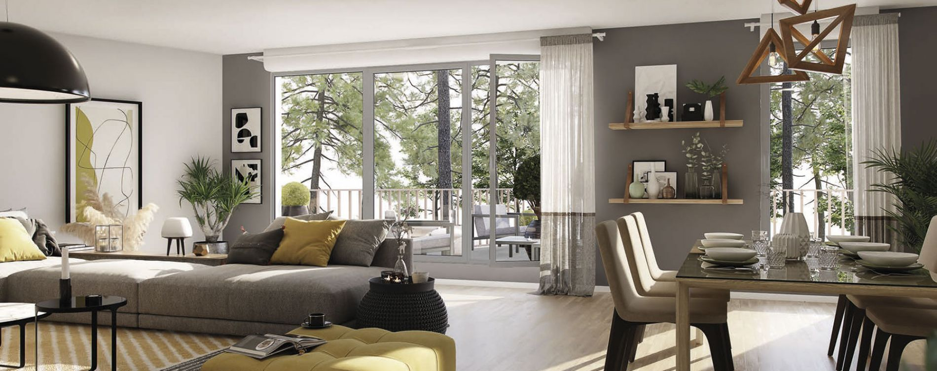 Nantes : programme immobilier neuve « Programme immobilier n°217934 » en Loi Pinel (3)