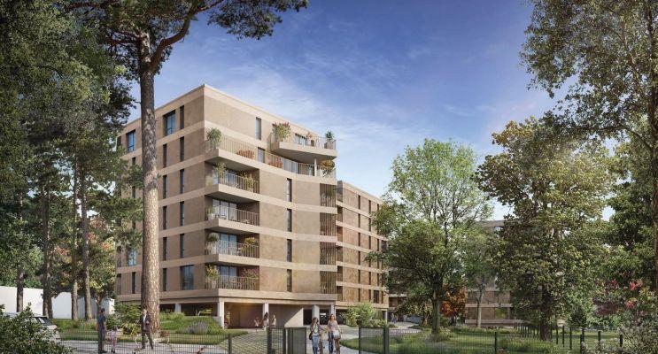 Nantes : programme immobilier neuf «  n°217934 » en Loi Pinel