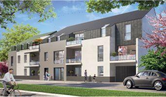 Photo du Résidence « Villa Barbara » programme immobilier neuf en Loi Pinel à Nantes