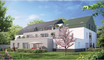 Résidence « Villa Barbara » programme immobilier neuf en Loi Pinel à Nantes n°2