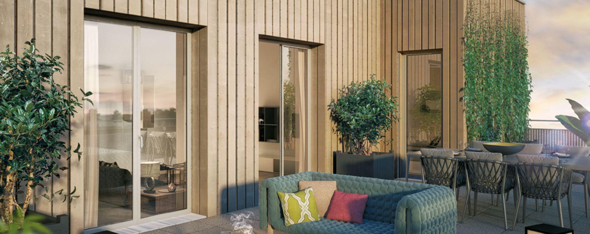 Nort-sur-Erdre : programme immobilier neuve « Coeur Bocage » (2)