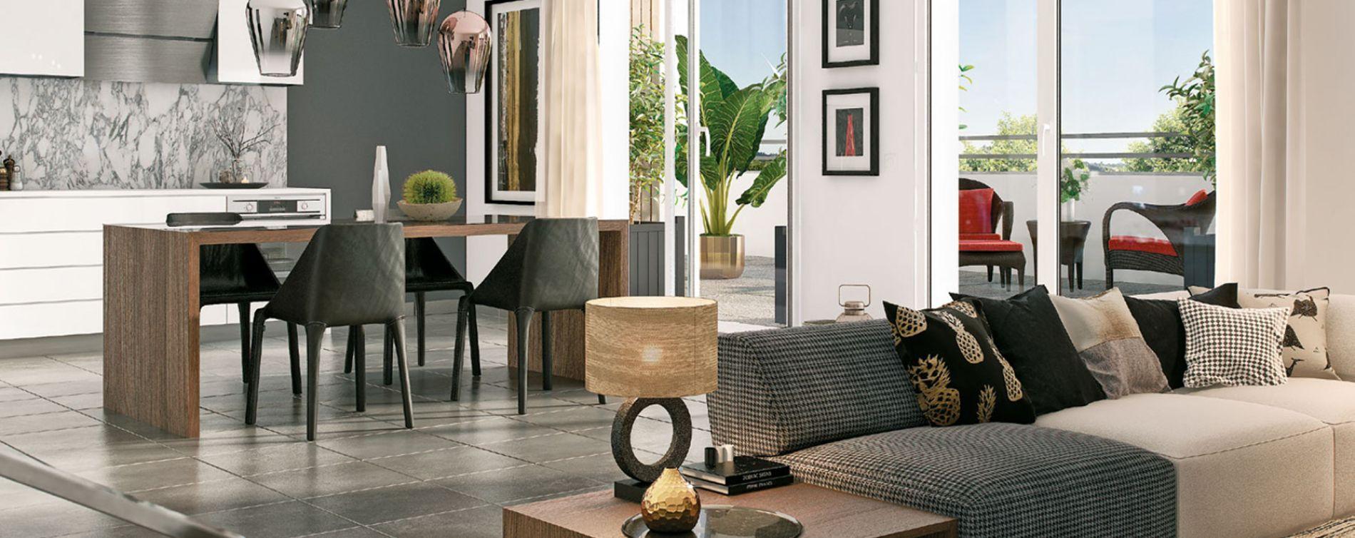 Nort-sur-Erdre : programme immobilier neuve « Coeur Bocage » (3)