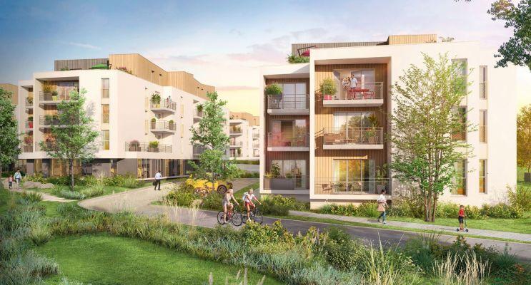 Nort-sur-Erdre : programme immobilier neuf « Coeur Bocage »