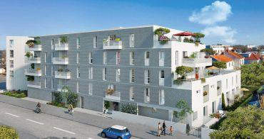 Orvault programme immobilier neuf « Auréa » en Loi Pinel