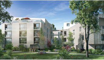 Résidence « Néo Impulsion » programme immobilier neuf en Loi Pinel à Orvault n°1