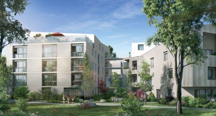 Photo du Résidence « Néo Impulsion » programme immobilier neuf en Loi Pinel à Orvault