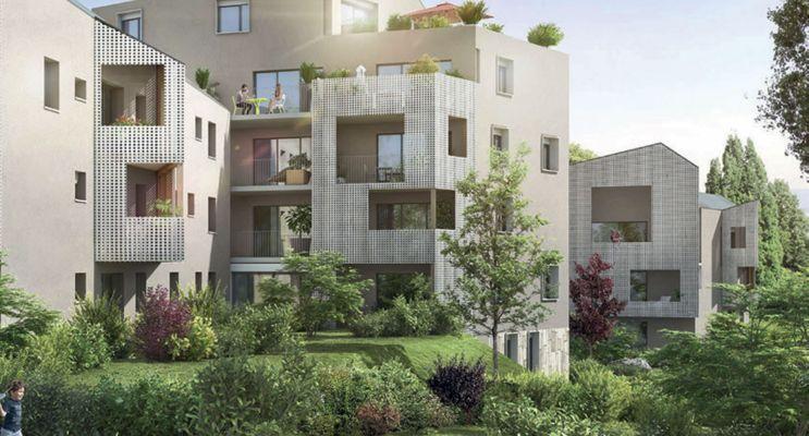 Résidence « Néo Impulsion » programme immobilier neuf en Loi Pinel à Orvault n°2