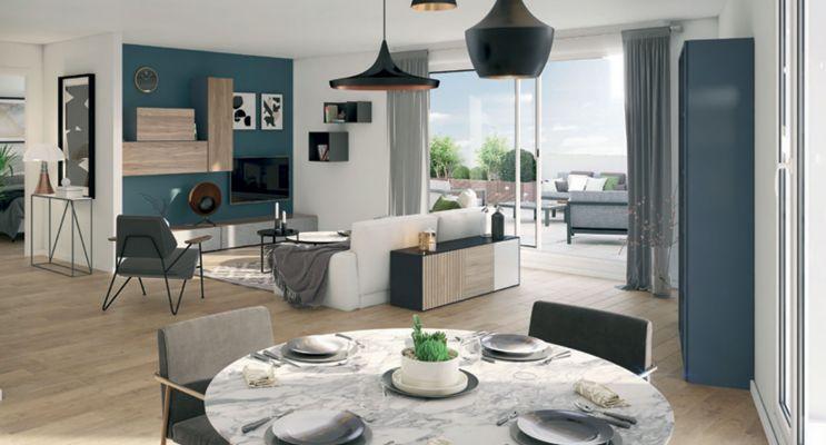 Résidence « Néo Impulsion » programme immobilier neuf en Loi Pinel à Orvault n°3