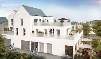 Photo du Résidence « Les Deux Tours » programme immobilier neuf à Pontchâteau
