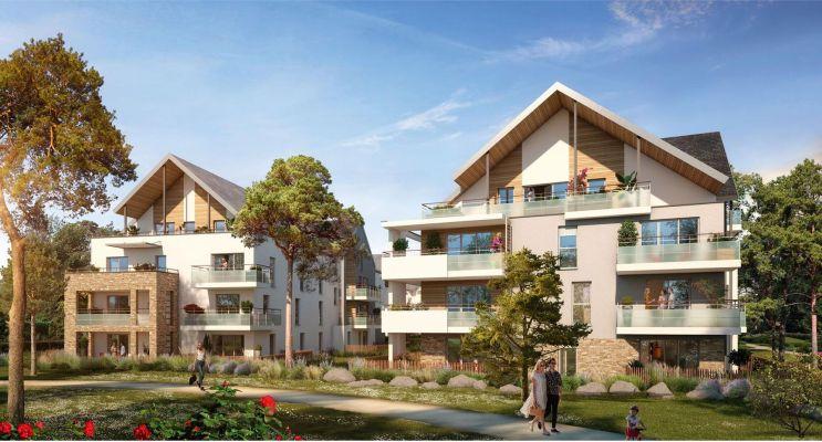 Pornic : programme immobilier neuf «  n°219163 » en Loi Pinel