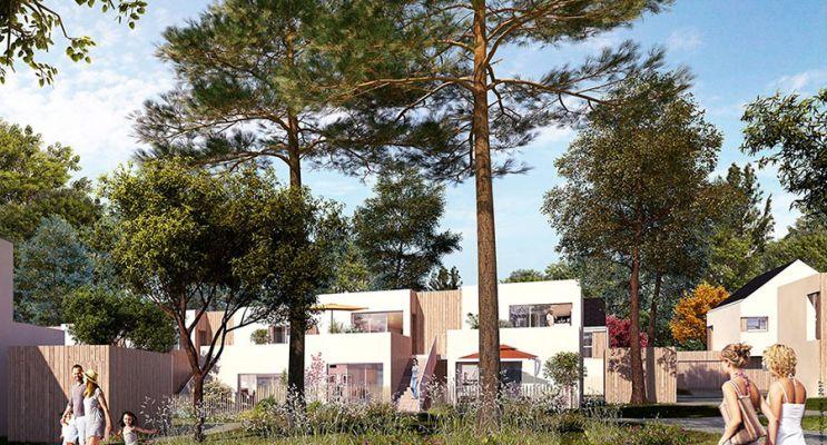 Photo du Résidence « Domaine Sainte Marguerite » programme immobilier neuf en Loi Pinel à Pornichet