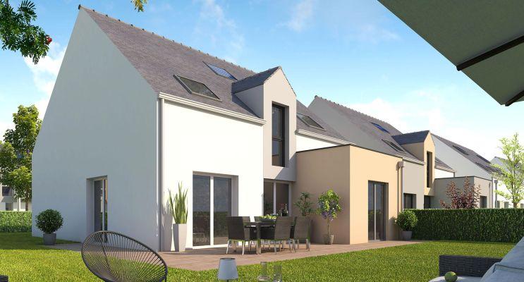 Photo du Résidence « Le Domaine de Beauchamp » programme immobilier neuf à Pornichet