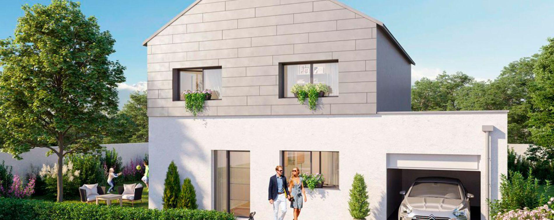 Pornichet : programme immobilier neuve « Le Domaine du Forgeron » en Loi Pinel (3)