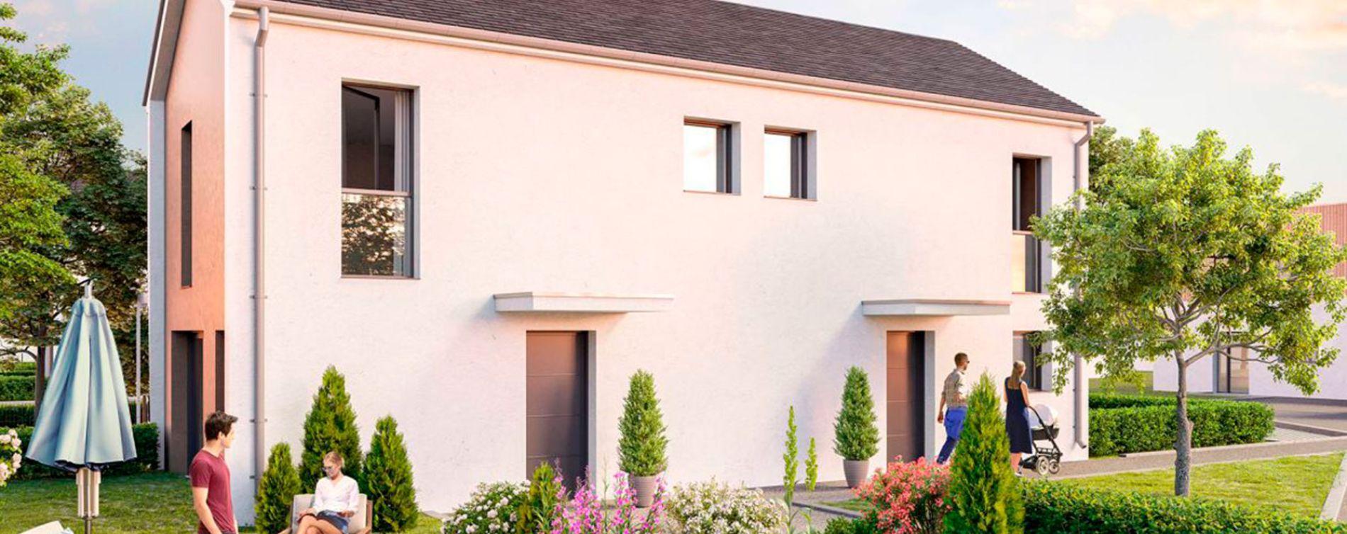 Pornichet : programme immobilier neuve « Le Domaine du Forgeron » en Loi Pinel (4)