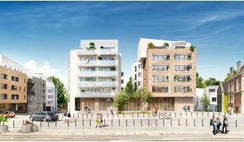 Rezé programme immobilier neuve « Carré Daviais »  (2)