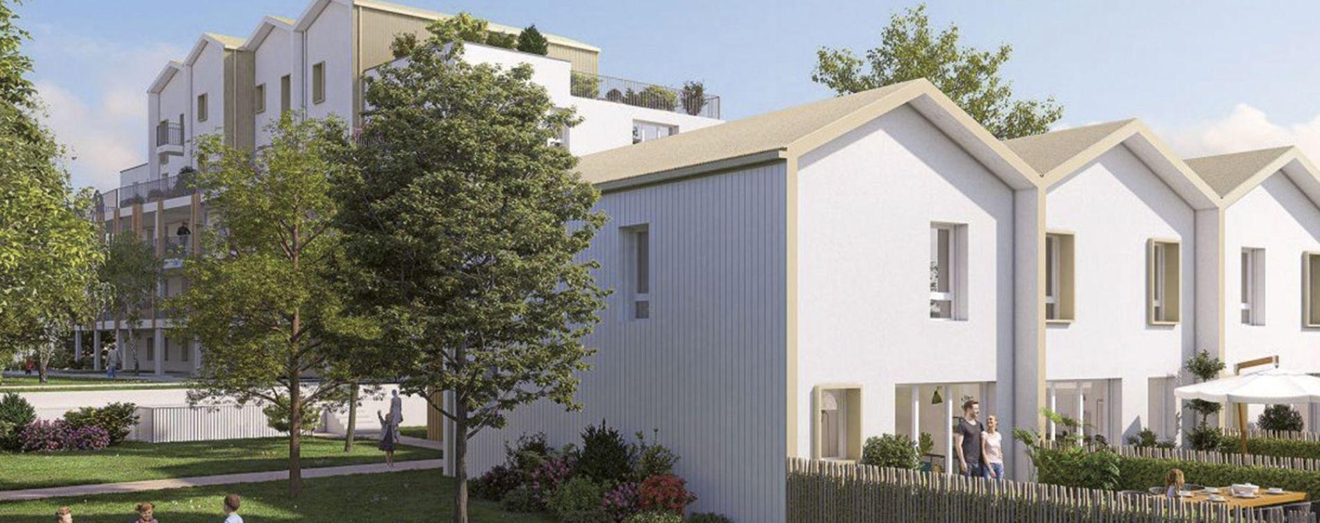 Rezé : programme immobilier neuve « Le Jardin de Charles » (3)