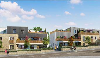 Saint-Herblain programme immobilier neuf « Carré de Flore