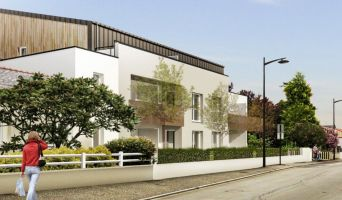 Photo n°2 du Résidence « Clos Naturalia » programme immobilier neuf en Loi Pinel à Saint-Herblain