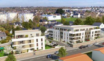Photo du Résidence « Coeur Village Saint Herblain » programme immobilier neuf en Loi Pinel à Saint-Herblain