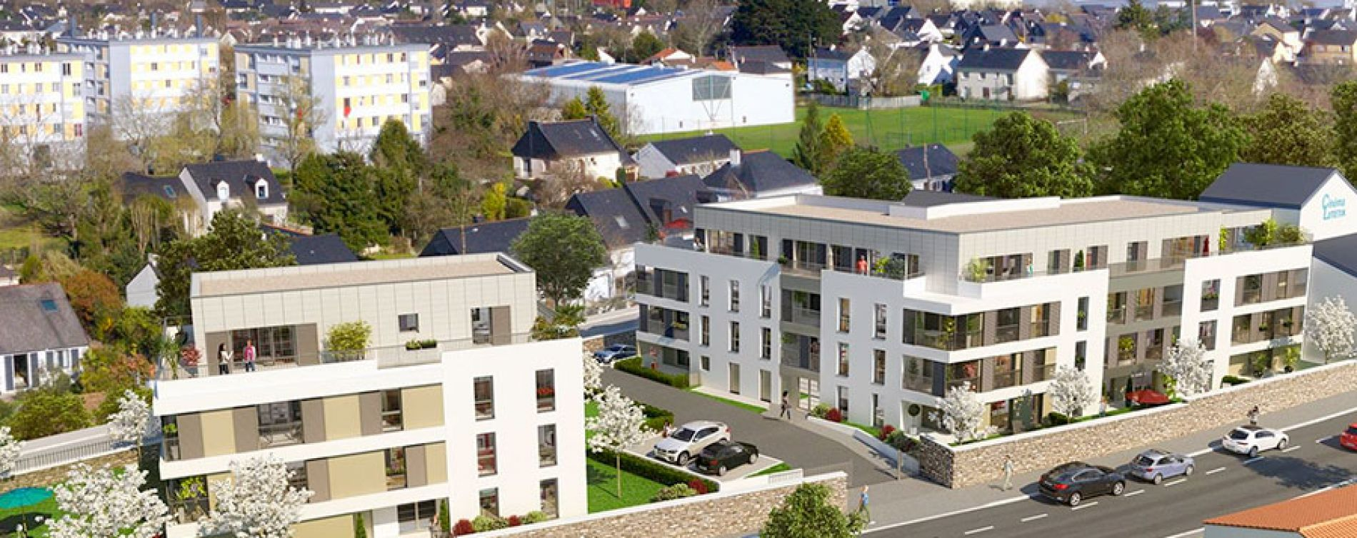 Résidence Coeur Village à Saint-Herblain