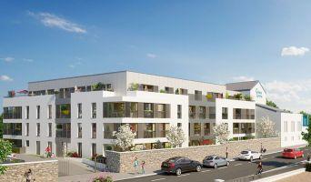 Photo du Résidence « Coeur Village » programme immobilier neuf en Loi Pinel à Saint-Herblain