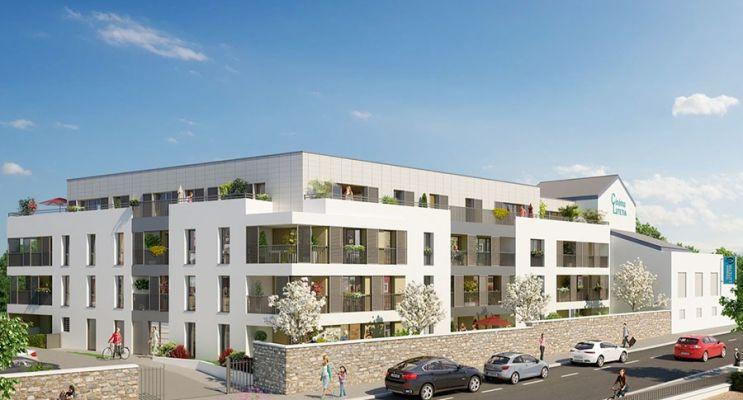 Photo n°1 du Résidence « Coeur Village » programme immobilier neuf en Loi Pinel à Saint-Herblain