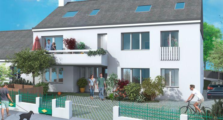 Photo du Résidence « Iris » programme immobilier à rénover en Loi Pinel ancien à Saint-Herblain