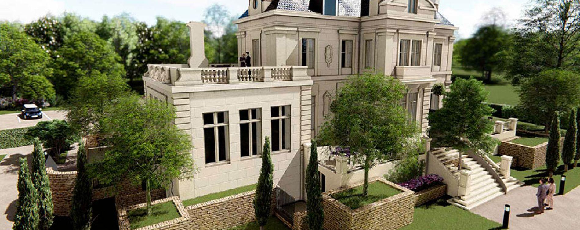 Résidence Le Château de Bagatelle à Saint-Herblain