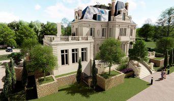 Résidence « Le Château De Bagatelle » programme immobilier à rénover en Loi Pinel ancien à Saint-Herblain n°1