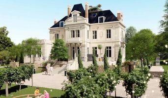 Résidence « Le Château De Bagatelle » programme immobilier à rénover en Loi Pinel ancien à Saint-Herblain n°2