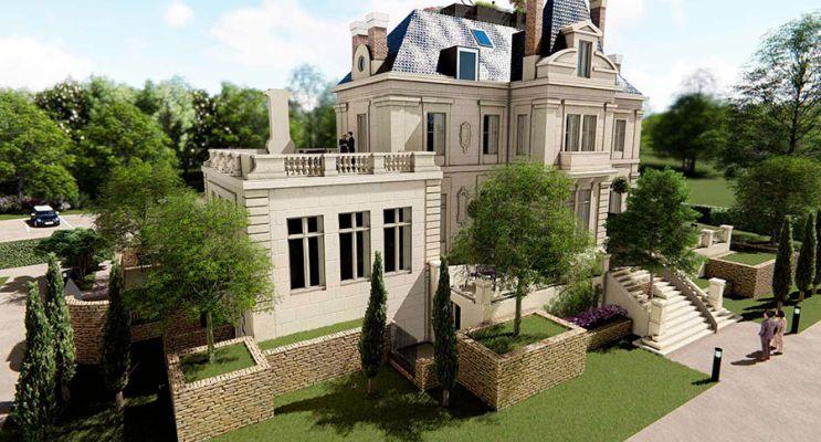 Photo du Résidence « Le Château de Bagatelle » programme immobilier à rénover en Loi Pinel ancien à Saint-Herblain