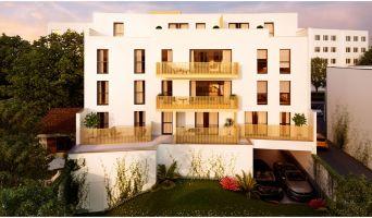 Résidence « Le Choriste » programme immobilier neuf en Loi Pinel à Saint-Herblain n°1