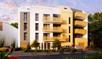 Résidence « Le Choriste » programme immobilier neuf en Loi Pinel à Saint-Herblain n°2