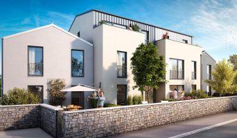 Saint-Herblain programme immobilier neuve « Les Allées de l'Europe »