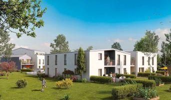 Saint-Herblain programme immobilier neuve « Les Allées de l'Europe »  (2)