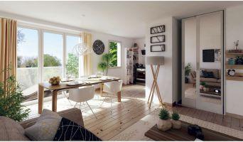 Saint-Herblain programme immobilier neuve « Les Allées de l'Europe »  (3)